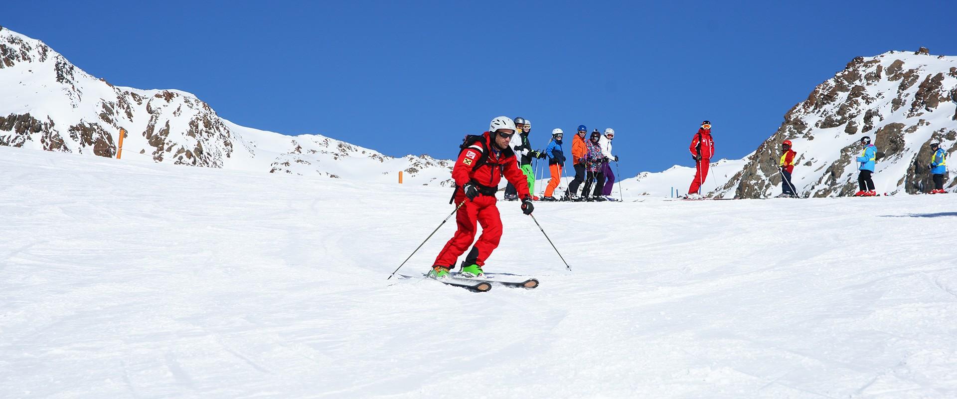 Skischule Pitztal - Werner Kirschner