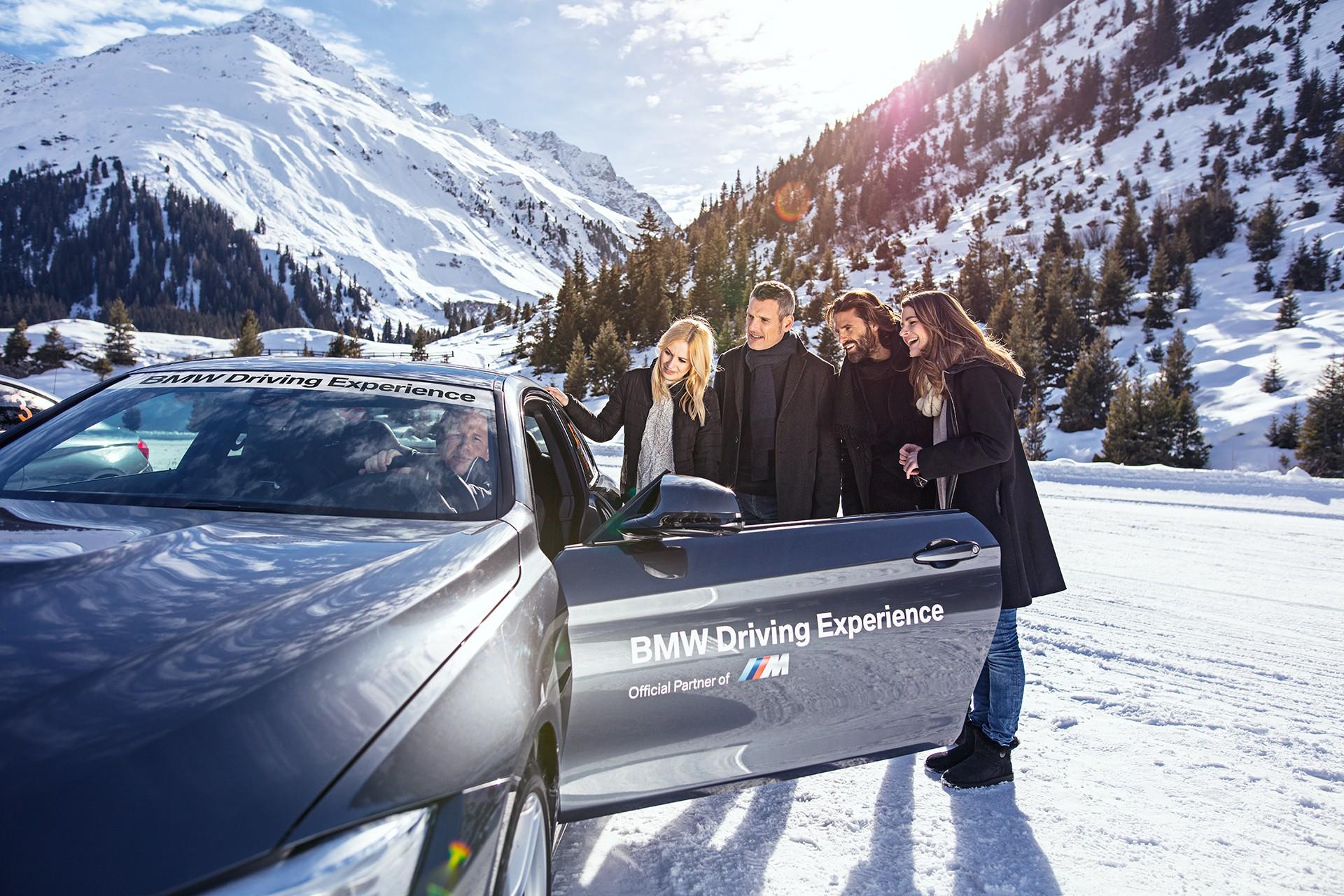 BMW Winter Experience, Pitztal Tirol