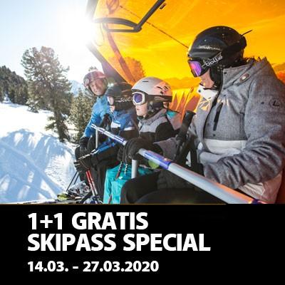 Hochzeiger Skipass Special