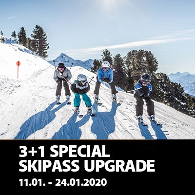 Hochzeiger Skigebiet Skipassangebote
