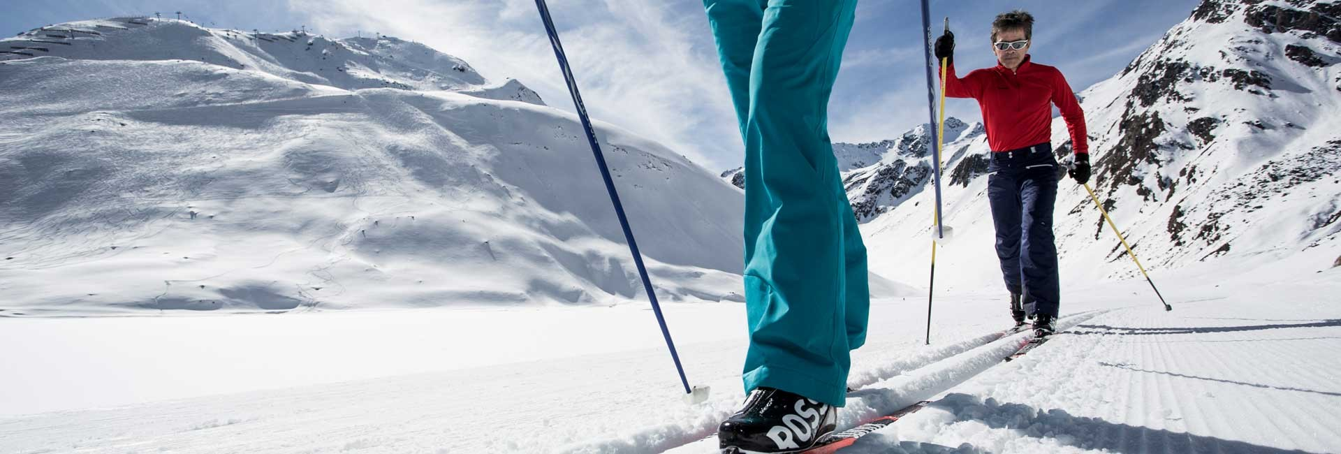 402a46710e66 Cross-country skiing in Tyrol │Holiday Region Pitztal