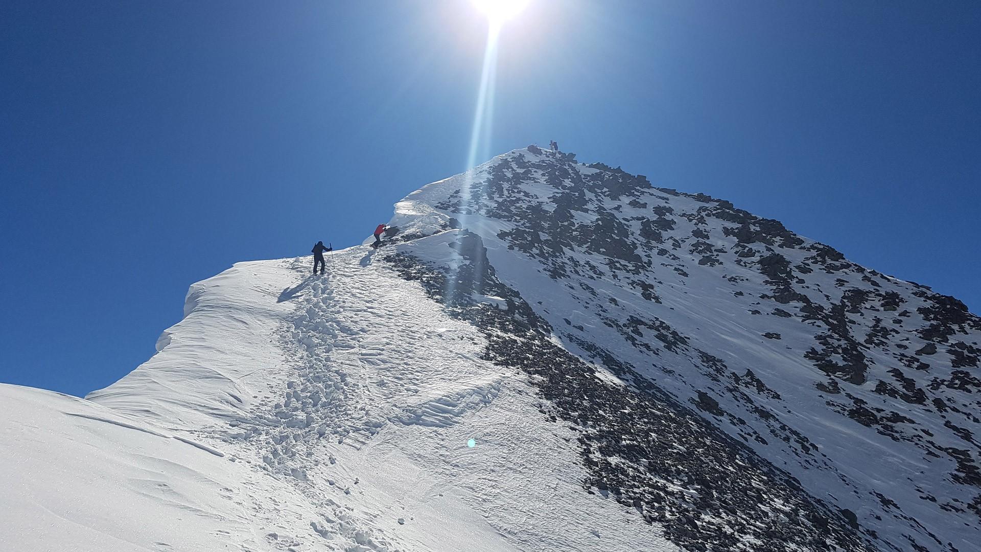 Klettergurt Skitour : Skitouren im pitzal in tirol │ferienregion pitztal