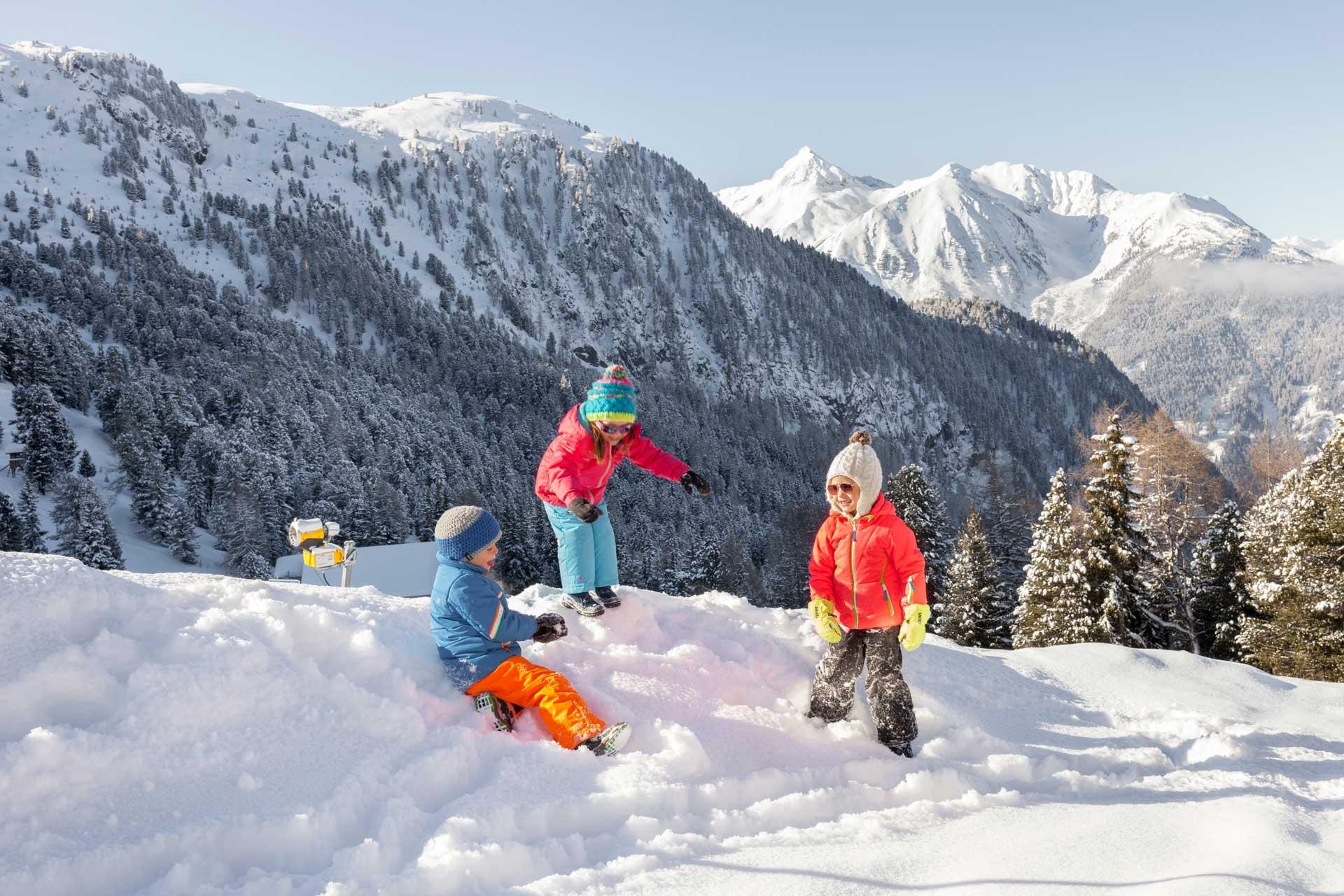 winterurlaub f252r familien mit kindern �ferienregion pitztal