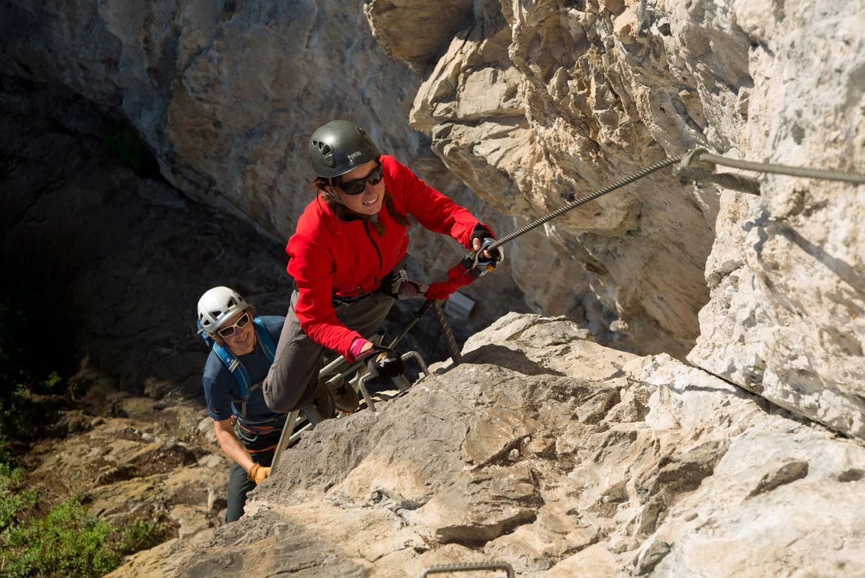 Klettersteig Tirol : Klettersteige aufstiegsvarianten │pitztal