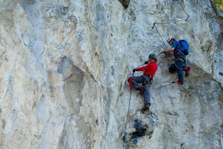 Klettersteigset Leihen : Klettersteige & aufstiegsvarianten │pitztal