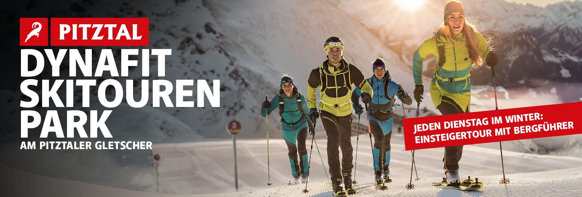 Einsteiger Skitour