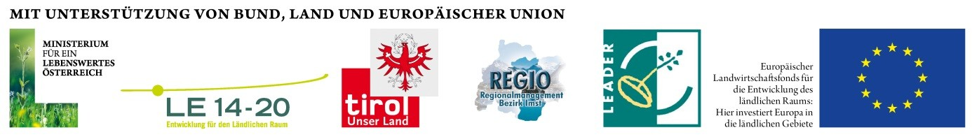 Mit Unterstützung von Bund, Land und Europäischer Union