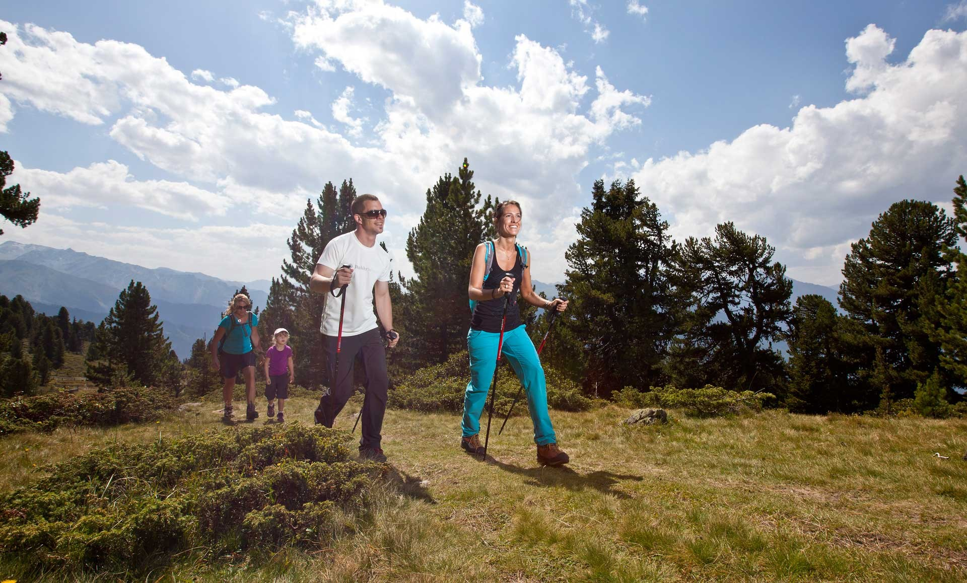 Routes For Nordic Walking