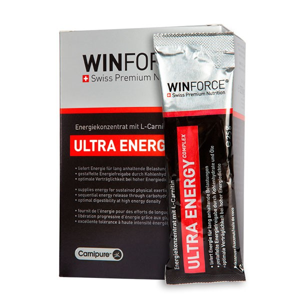 Ultra Energy Complex Gel von Winforce