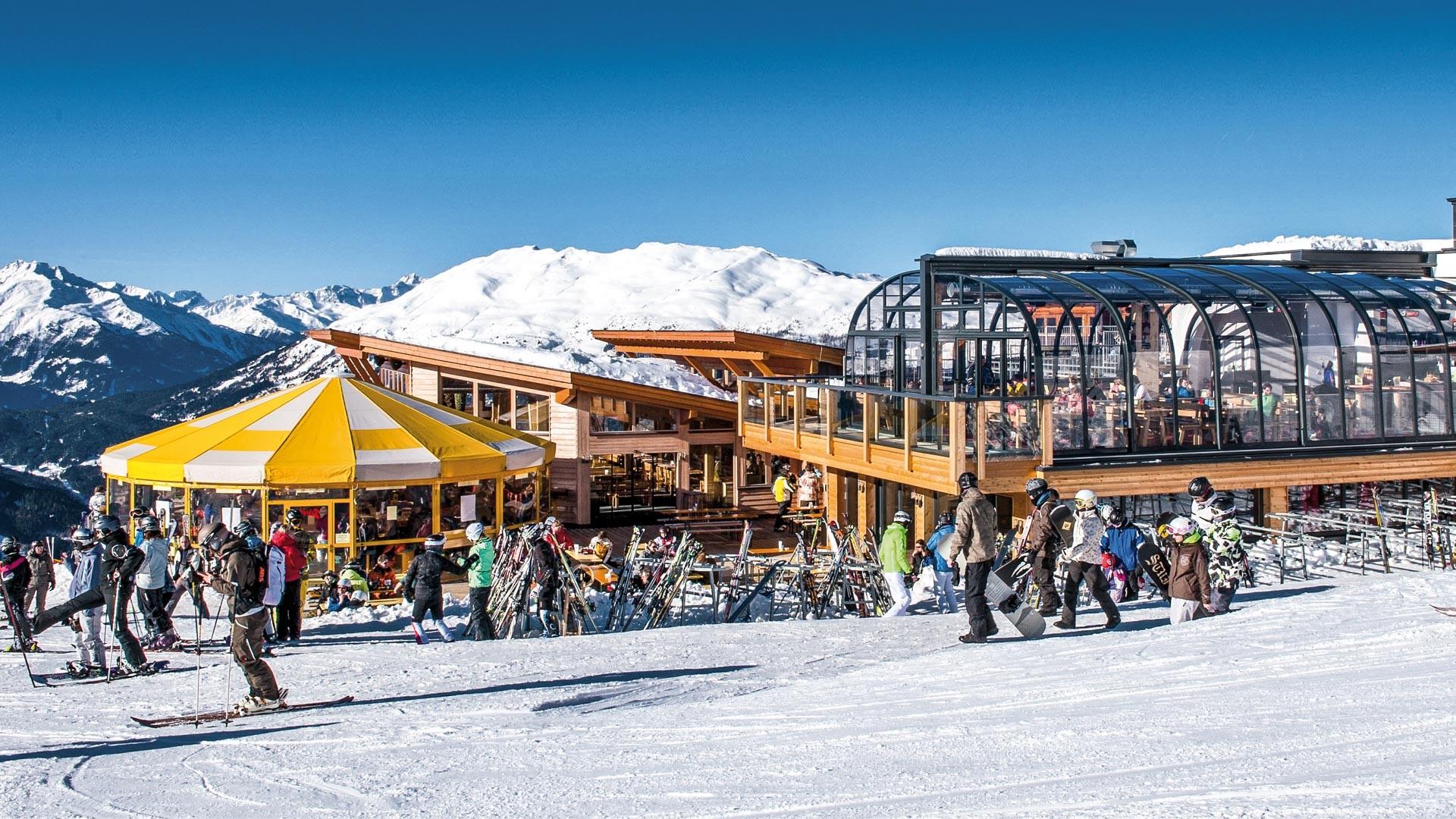 Aprés Ski Hochzeiger Pitztal