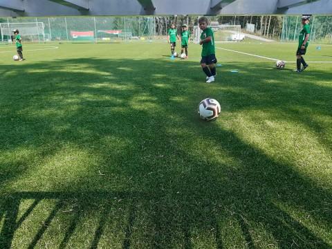 Sommercamp FC Augsburg im Pitztal/Tirol