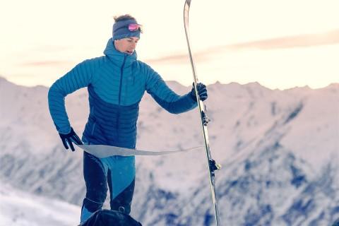 Skitouren am Pitztaler Gletscher by Dynafit