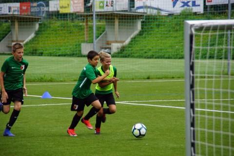 Fussballcamp Pitztal