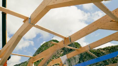 Holzkonstruktionsbau