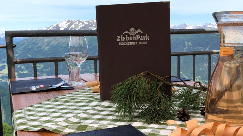Grillabend mit Panoramablick