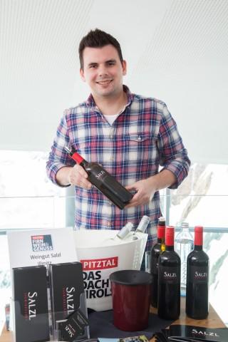 Erlesene Weine vom Weingut Salzl Seewinkelhof in Illmitz