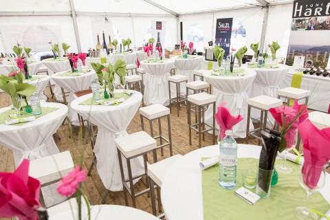 Die Pitztaler Wein- & Gourmetnacht in Mandarfen