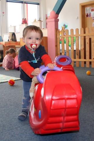 Indorspielplatz von Pitzis Kindergarten