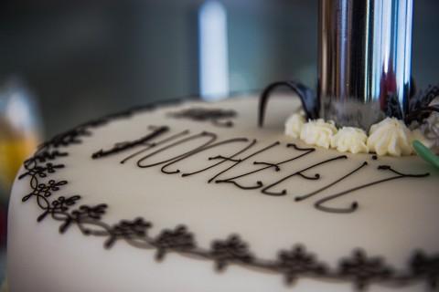 Hochzeitstorte aus der höchsten Konditorei Österreichs