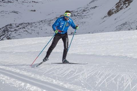 Langlaufzentrum am Pitztaler Gletscher