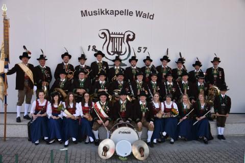 Musikkapelle Wald