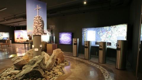"""Naturparkhaus Ausstellung """"3000m VERTIKAL"""""""