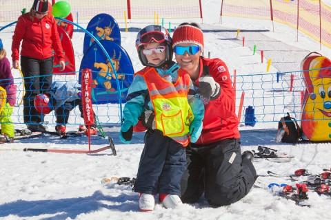 Pitztis Kinderland Skischule Hochzeiger-Pitztal