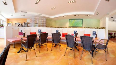 Pitz Park Restaurant: Bistro, heimelige Stuben & drei Kegelbahnen