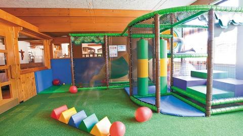 Pitz Park Restaurant: Spielzimmer