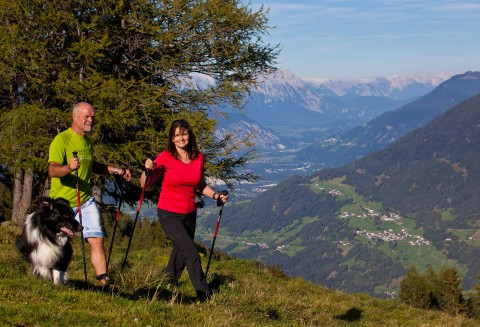 Nordic Walking im Pitztal