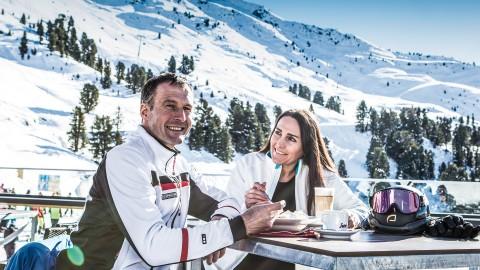 Culinary highlights Hochzeiger ski resort