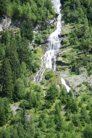 Tosender Klockewasserfall