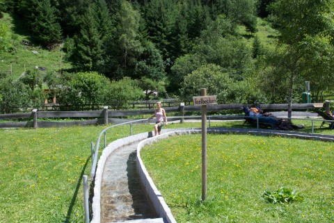 Kneipp pool in Pitztal