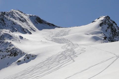 Skitour zum Wurmtaler Kopf