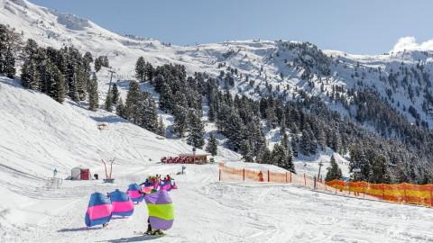 Skifahren Hochzeiger Pitztal