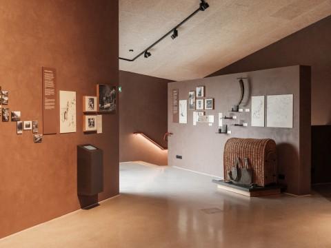 Tiroler Steinbockzentrum Ausstellung