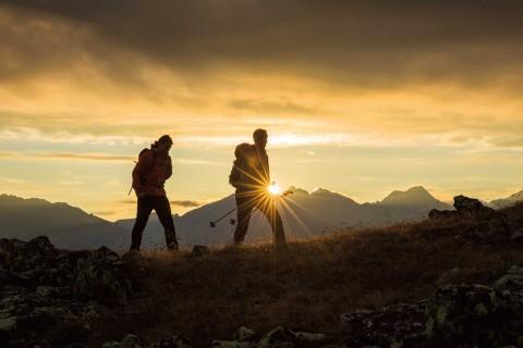 Sonnenaufgang Wandern