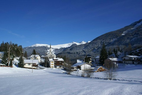 Piller in Winter