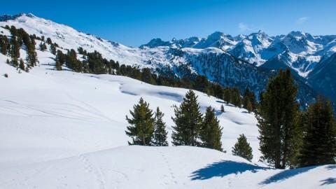 Winterwanderung Hochzeiger Pitztal