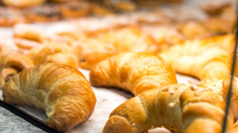 Zirbenbäckerei: Frühstückskipferl