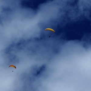 Paragliding in Pitztal