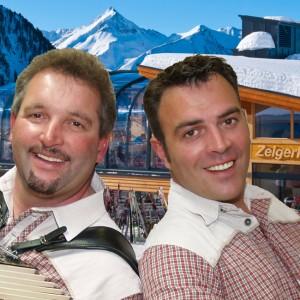 Einfach mehr Musik mit Sigi und Gerd auf der Hochzeiger Mittelstation