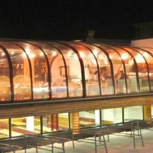 HochGenuss Hochzeiger glass dome
