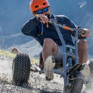 Mountaincart Spaß Hochzeiger