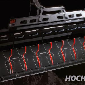 Hochzeiger eight seater chairlift