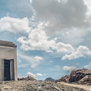Kapelle des Weißen Lichts am Pitztaler Gletscher