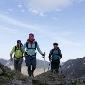 Kaunergrat Circular Route 7 days Verpeilspitze