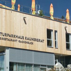 Naturparkhaus Kaunergrat am Gachenblick