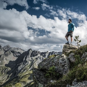 Wandern im Pitztal in Tirol