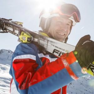 Beheizte Skidepotschränke im Hochzeiger Skigebiet